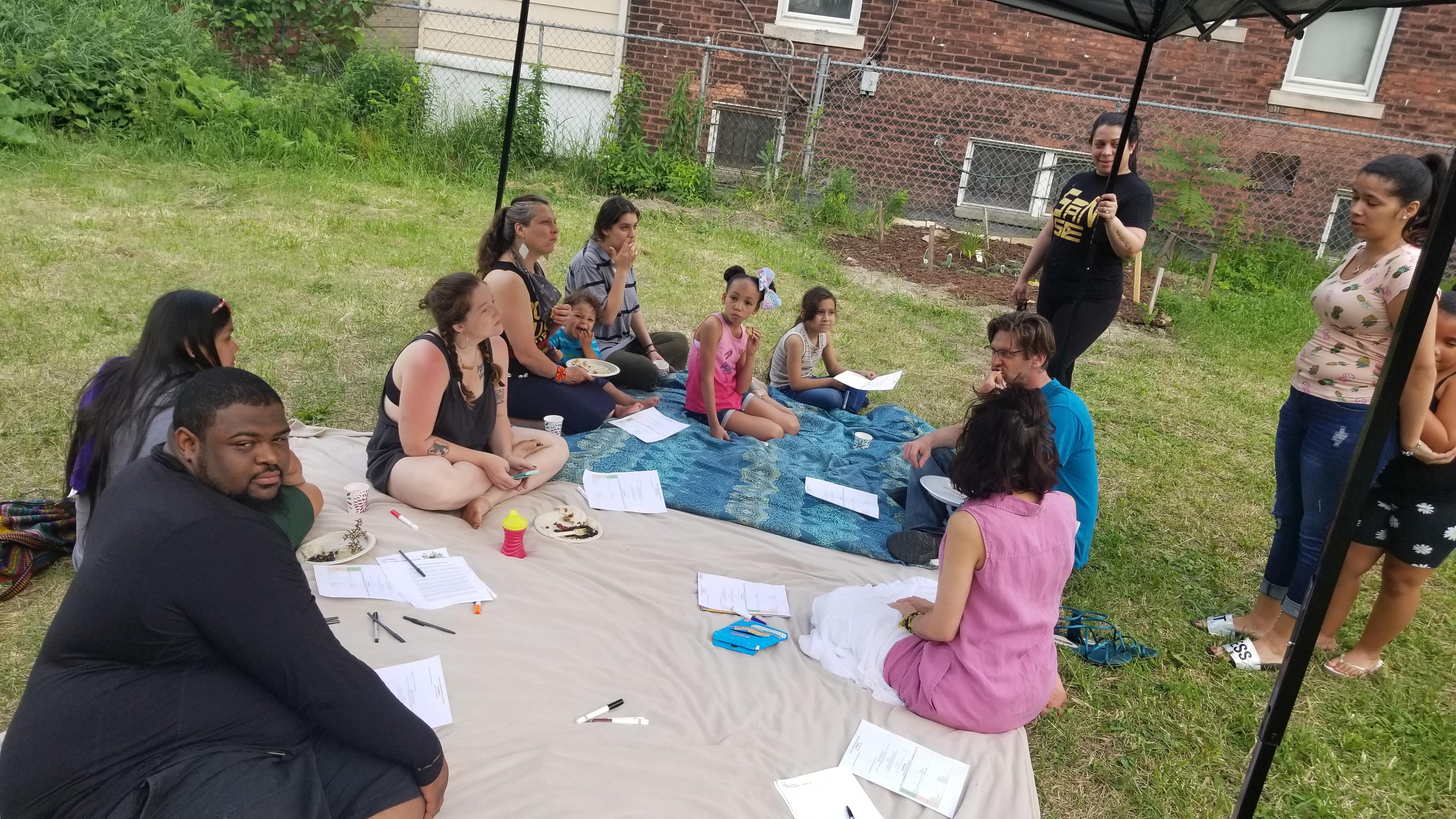 Kickoff Cultivators Meeting